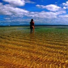 Отель Tides Reach Resort Фиджи, Остров Тавеуни - отзывы, цены и фото номеров - забронировать отель Tides Reach Resort онлайн приотельная территория