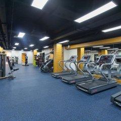 Гостиница АМАКС Конгресс-отель фитнесс-зал