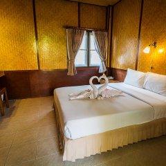 Отель Coco Palm Beach Resort 3* Бунгало с различными типами кроватей фото 2