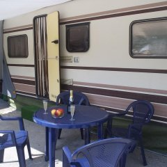 Гостиница Auto Camping on Berdyanskaya Kosa в номере