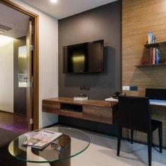 Lit Hotel And Residence 4* Улучшенный люкс фото 6