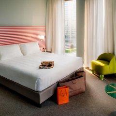 Hotel Glam Milano 4* Стандартный номер с различными типами кроватей