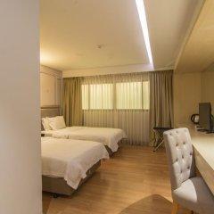 Thee Bangkok Hotel 3* Улучшенный номер с различными типами кроватей фото 6
