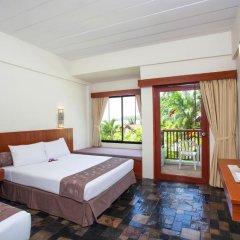 Отель Karona Resort & Spa 4* Номер Делюкс с двуспальной кроватью фото 5