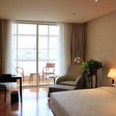 GreenPark Hotel Tianjin 4* Номер Делюкс фото 7