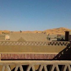 Отель Riad Ouzine Merzouga Марокко, Мерзуга - отзывы, цены и фото номеров - забронировать отель Riad Ouzine Merzouga онлайн балкон