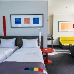 Гостиница Питер Инн Петрозаводск 4* Стандартный номер с различными типами кроватей