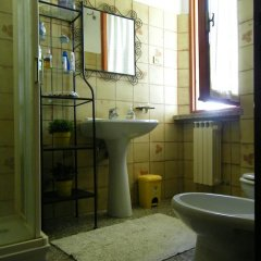 Отель Villa InCanto Италия, Кастельфидардо - отзывы, цены и фото номеров - забронировать отель Villa InCanto онлайн ванная