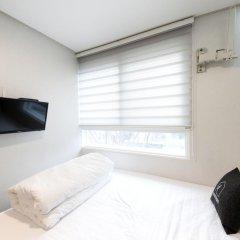 K-Grand Hotel & Guest House Seoul 2* Стандартный номер с двуспальной кроватью
