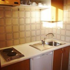 Отель Apartaments La Perla Negra Студия с различными типами кроватей фото 7
