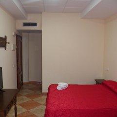 Отель Hostal San Roque Стандартный номер с различными типами кроватей фото 4
