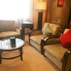 Sunshine Hotel Shenzhen 5* Представительский люкс с различными типами кроватей фото 4