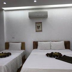 Hanoi Light Hostel Стандартный семейный номер с двуспальной кроватью фото 6