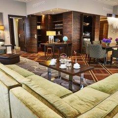 Отель Steigenberger Frankfurter Hof 5* Президентский люкс с различными типами кроватей фото 3