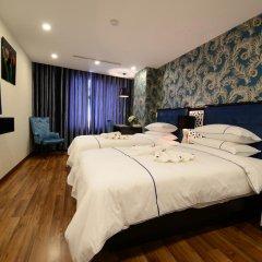 Hanoi Emerald Waters Hotel & Spa 4* Стандартный номер с различными типами кроватей фото 8