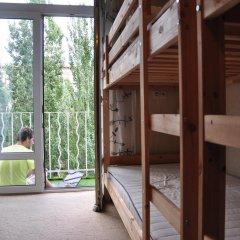Гостиница Localhostel Кровать в общем номере с двухъярусной кроватью фото 17