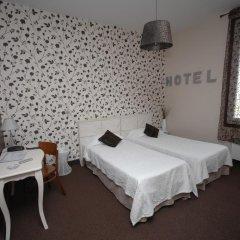 Отель Hôtel Le Canter 2* Стандартный номер фото 3