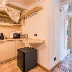 Апартаменты Glamour Apartments Студия с различными типами кроватей фото 17