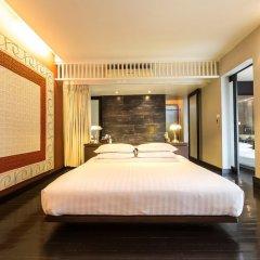 Отель LoogChoob Homestay Люкс с различными типами кроватей фото 4