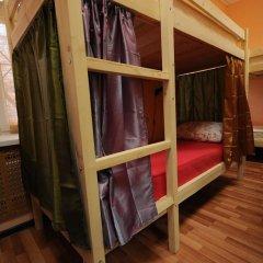 Vega Hostel Кровать в мужском общем номере с двухъярусной кроватью фото 3