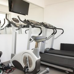 Отель Estudio Deco Home фитнесс-зал