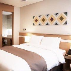 Tmark Hotel Myeongdong 3* Номер Делюкс с различными типами кроватей