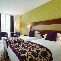 Отель Ramada Plaza Liege City Center 4* Номер Делюкс фото 3