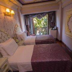 DeLuxe Golden Horn Sultanahmet Hotel 4* Улучшенный номер с различными типами кроватей фото 4