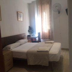 Отель Hostal Mont Thabor Улучшенный номер с различными типами кроватей фото 20