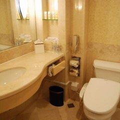 Hua Ting Hotel And Towers 5* Номер Делюкс с различными типами кроватей фото 3
