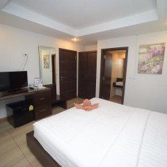 Отель Villa Navin Beach Residence 3* Студия Делюкс с различными типами кроватей фото 10