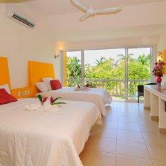 Hotel Ixzi Plus 3* Стандартный номер с различными типами кроватей фото 4
