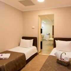 Отель King David 3* Стандартный семейный номер с двуспальной кроватью фото 5