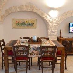 Отель Trulli Casa Alberobello Альберобелло питание