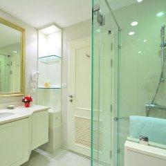 Grande Centre Point Hotel Ratchadamri 5* Люкс с различными типами кроватей фото 8