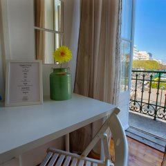Отель Chalet D Ávila Guest House 3* Номер Делюкс фото 10