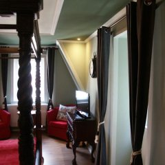 Отель Pension Edinburgh 3* Стандартный номер с различными типами кроватей фото 12