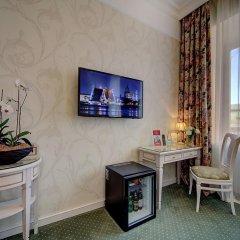 Бутик-Отель Золотой Треугольник 4* Улучшенный номер с различными типами кроватей фото 10