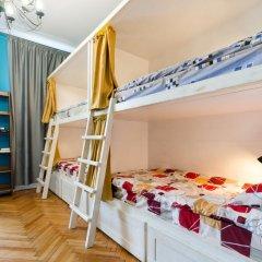 Hostel Moroshka Кровать в общем номере с двухъярусной кроватью фото 6