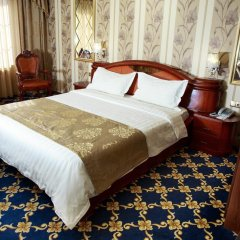 Отель Cron Palace Tbilisi 4* Стандартный номер фото 12