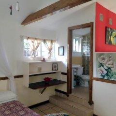 Отель The Gardens Utila Гондурас, Остров Утила - отзывы, цены и фото номеров - забронировать отель The Gardens Utila онлайн комната для гостей фото 2