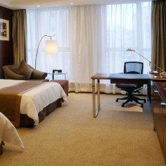 Central Hotel Shanghai 4* Улучшенный номер с 2 отдельными кроватями