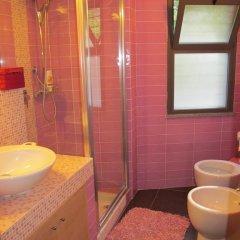 Отель Villa Le Lanterne Pool & Relax Италия, Палермо - отзывы, цены и фото номеров - забронировать отель Villa Le Lanterne Pool & Relax онлайн ванная