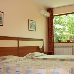Family Hotel Residence 2* Стандартный номер с различными типами кроватей фото 3
