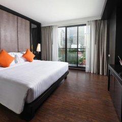Mövenpick Hotel Sukhumvit 15 Bangkok 4* Представительский люкс с различными типами кроватей фото 8
