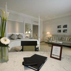 Отель Fairmont Le Montreux Palace 5* Стандартный номер с различными типами кроватей