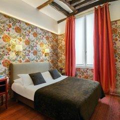 Отель Hôtel Saint Paul Rive Gauche 4* Стандартный номер с различными типами кроватей фото 7
