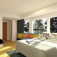 Hotel Hanasaari Полулюкс с разными типами кроватей