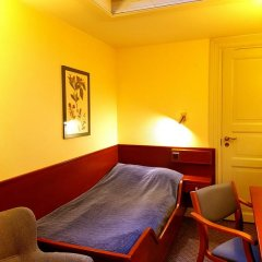 Hotel Terminus Stockholm 4* Номер категории Эконом с различными типами кроватей фото 10