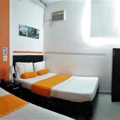 Hotel Colours 2* Стандартный номер с 2 отдельными кроватями фото 8